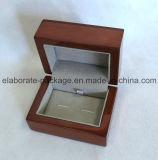 주문을 받아서 만들어진 목제 시계 포장 전시 상자 선물 상자