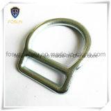 安全馬具のアクセサリの金属のDリング(H214-1D)