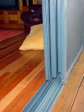 Handelsaluminiumeintrag-Türen