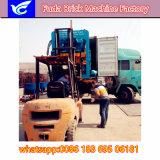 Bloque automático e hidráulico completo de la pavimentadora que hace la máquina de China