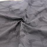 Telar jacquar de la mariposa con la tela de nylon del Spandex 4-Way para la chaqueta ocasional