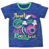 Maglietta popolare del ragazzo dei capretti in vestiti dei bambini con l'usura dei bambini di Differet