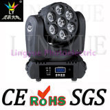 Indicatore luminoso capo mobile del fascio di RoHS 7PCS 12W LED del CE