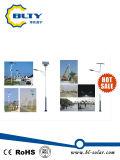 Luz de rua solar impermeável do diodo emissor de luz do fabricante 60 de China os melhores