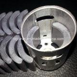 Magneti di ceramica del ferrito del motore a forma di industriale dell'arco