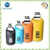 Sac sec de sac à dos imperméable à l'eau de baril de PVC des sports en plein air 30L (JP-WB005)