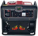 Gerador pequeno da gasolina do uso Home manual da fase monofásica
