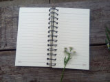 Eco Friendly Paper 48k Notebook met Spiral (NP (48K) - x-011)