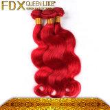 Stock Hot Sale Virgin Malaysian Red Hair Extensions에 있는 5000PCS