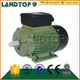 Industrieller Motor des einphasigen des gute Qualitätsaluminiumgehäuses