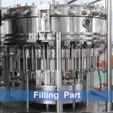 Linha de produção pura bebendo completa da água