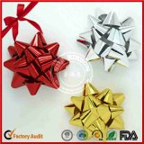 Meistverkauftes Glitter Star Ribbon Bow für Festival Decoration