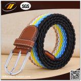 Neuester gesponnener elastischer Unisexriemen u. Form-elastischer Segeltuch-Riemen