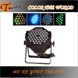 실내 54X3w RGBW Stage LED Lighting