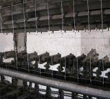 Machine de frontière de sécurité de zone de noeud d'articulation de charnière