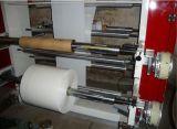 Presse typographique de sachet en plastique de 2 couleurs