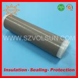 Tubazione fredda dello Shrink della gomma di silicone per il collegamento di cavo coassiale