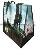 薄板にされたPPのNonwovenショッピング・バッグを広告する競争価格