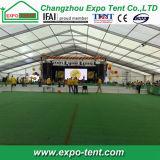 大きい屋外スポーツのイベントのテント