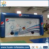 販売のための対話型のフットボールの試合の膨脹可能なサッカーの投げ矢