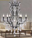 Iluminación interior cristalina de la lámpara pendiente de la manera de la decoración de Phine