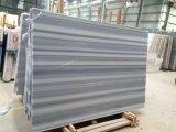 卸し売り建築材料の大理石のタイルのまっすぐな静脈のThassosの白の大理石