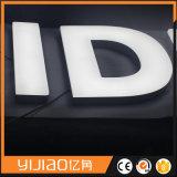 LED Letras del Alfabeto con Fuerte Impacto Visual