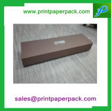 Gorgeous Makeup Pen Watch Wine Boîte cadeau en papier personnalisé