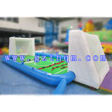 Commercial PVC Inflatable Football Pitch Sport Game Soccer Paly Arena