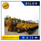 Silon Brand Mini Wheel Backhoe Loader mit Good Price (WZ30-25)
