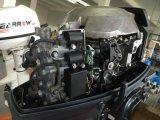 Motor externo hecho en China para el pequeño barco de pesca de la fibra de vidrio