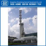Pequeña unidad de separación de líquidos criogénicos Aire Sized