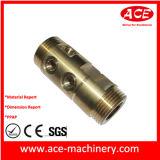 Алюминиевая точность подвергая механической обработке поставщиком Китая