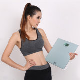 200kg Slim Design 8mm Glass Electronic Body Health Scale