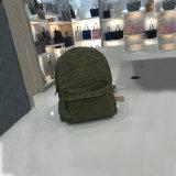 La manera unisex lavada tamaño pequeño del papel de Kraft de 5 colores Backpacks (A080-2)