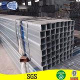 tubo d'acciaio quadrato della tubazione galvanizzato 100X100