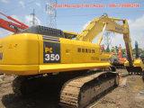 ¡Excavador usado de la correa eslabonada de KOMATSU PC350-7 para la venta!