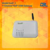 1개의 포트 조정 무선 GSM 게이트웨이 (GoIP)