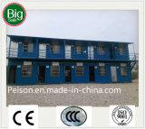 Casa móvil prefabricada/prefabricada ambiental verde de la construcción
