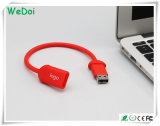 주문을 받아서 만들어진 로고 (WY-S15)를 가진 새로운 소맷동 USB 펜 드라이브