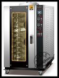 De automatische Oven van de Convectie van de Bakkerij van het Gas van de Nevel Commerciële (8 dienbladen)