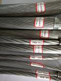 Conductor descubierto del aluminio ACSR/Aw Acar Aasc ACSR AAAC AAC