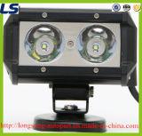 Una riga 20W barra chiara fuori strada del CREE cinese LED da 4.5 pollici