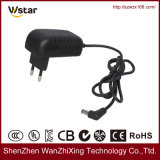 EU Plug AC DC 18W 12V 1.5A Power Adapter