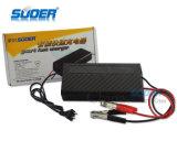 Cargador de batería rápido inteligente de Suoer 12V 30A (SON-1230B)