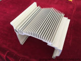 Perfil de alumínio do revestimento do pó da extrusão da venda 6000s da fábrica para o dissipador de calor