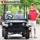Jeep neuve de Zhejiang Willys de cadeau de Noël mini pour les gosses ou l'engine de gaz d'Adults110cc 125cc 150cc 200cc Jw1501 en vente