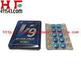 V9 de Blauwe Seksuele Pillen van het Geslacht van de Stimulans Kruiden