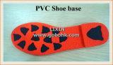 Linha de produção da sapata de borracha do PVC única