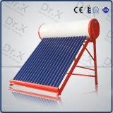 компактный Non-Pressurized эвакуированный подогреватель воды пробки 300L солнечный
